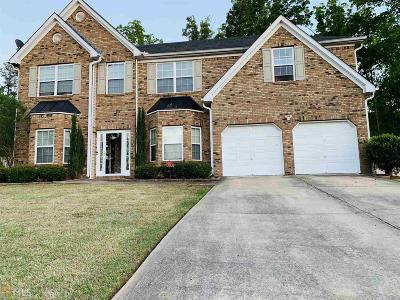 Ellenwood Single Family Home New: 1865 Wanda Way