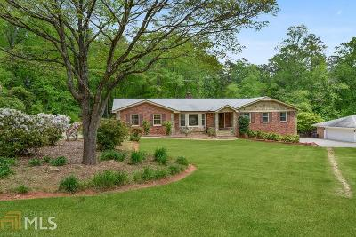 Cobb County Single Family Home New: 3185 Brookview Road SE