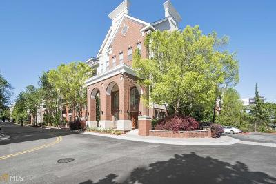 Atlanta Condo/Townhouse Under Contract: 1850 Cotillion Drive #4212
