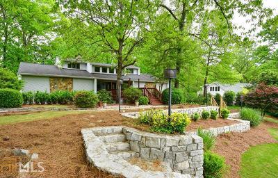 Fulton County Single Family Home New: 325 Skyridge Drive