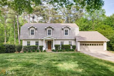Roswell Single Family Home New: 1155 Falstaff Dr