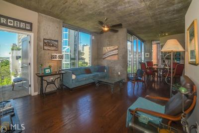 Atlanta Condo/Townhouse New: 855 Peachtree Street Unit 602 #602