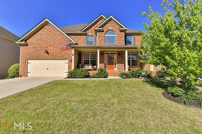 Paulding County Single Family Home New: 81 Lanier Ridge