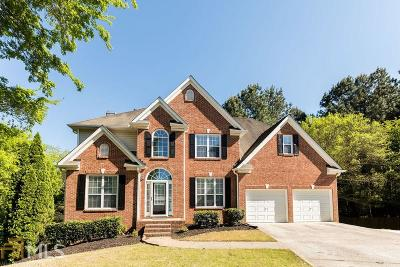 Cobb County Single Family Home New: 882 Tree Fern Way SE