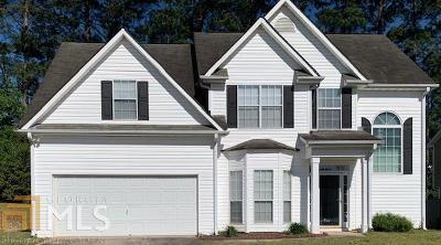 Clayton County Single Family Home New: 127 Horseshoe Bend