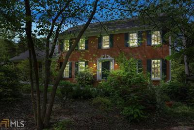 Marietta Single Family Home New: 4145 River Cliff Chase