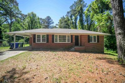 Atlanta Single Family Home New: 4140 Campbellton Rd