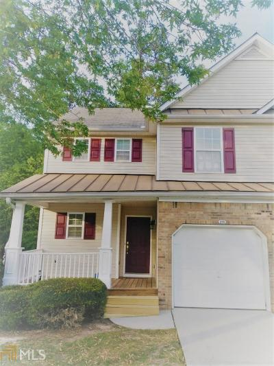 Paulding County Condo/Townhouse New: 210 Darbys Crossing Ct