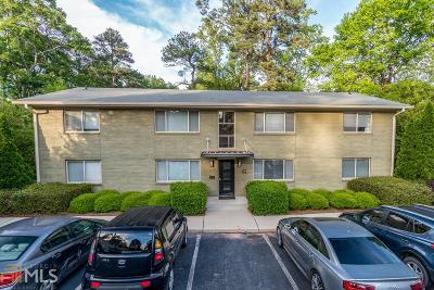 Decatur Condo/Townhouse New: 449 Clairemont
