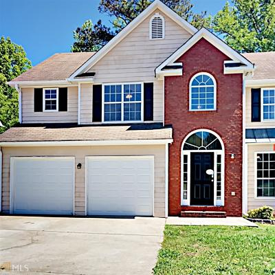 Clayton County Single Family Home New: 7952 Mustang Ln