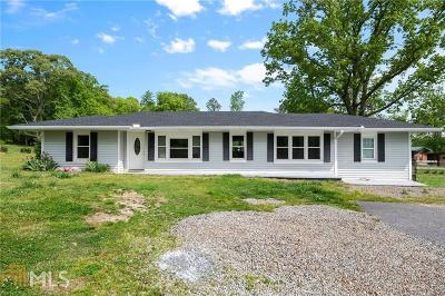 Cartersville Single Family Home New: 656 Sugar Valley Rd