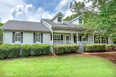 McDonough Single Family Home New: 635 Monticello Lane