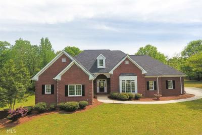 Covington Single Family Home New: 25 Reserve Dr