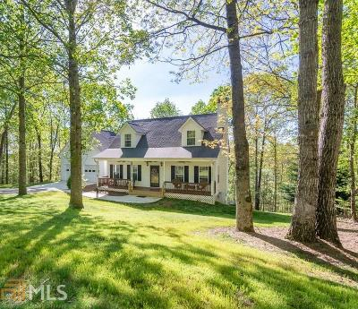 Habersham County Single Family Home New: 136 Tall Oaks Dr