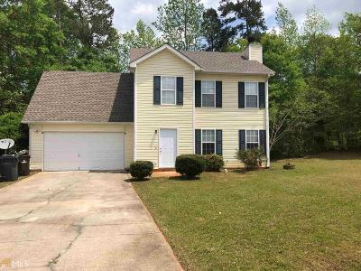 McDonough Single Family Home Under Contract: 5031 Monarch Dr