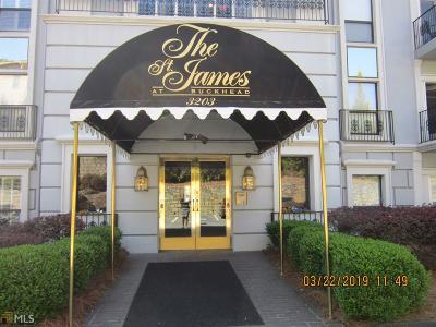 Atlanta Condo/Townhouse New: 3203 Lenox Rd #32