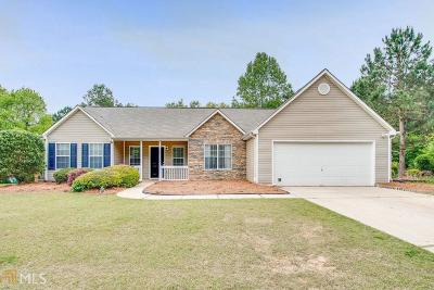 Winder Single Family Home New: 123 Azalea Dr