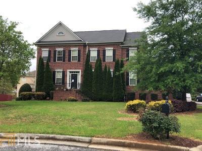 Atlanta Single Family Home New: 637 Ivy Arbor Court