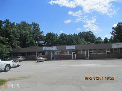 Banks County Commercial Under Contract: 1251 Homer Hwy