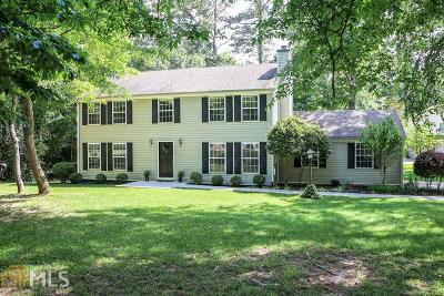 Peachtree City Single Family Home New: 101 Chinaberry Ct