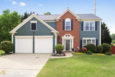 Marietta Single Family Home New: 662 Glenbarrett Ct