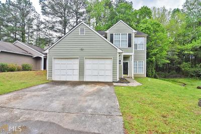 Austell Single Family Home New: 2275 Parkside