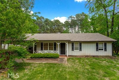 Rockdale County Single Family Home New: 3983 Woodland Cir
