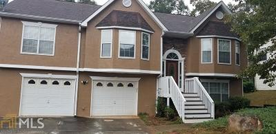 Clayton County Single Family Home New: 974 Forest Glen
