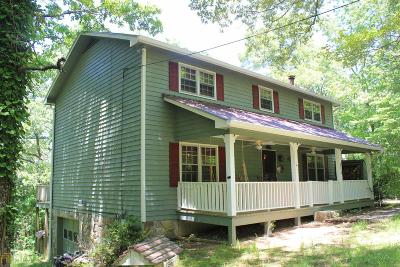 Ellijay Single Family Home New: 519 Southern Pines Dr