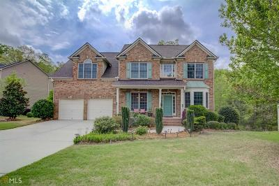 Buford Single Family Home New: 2445 Stone Willow Way