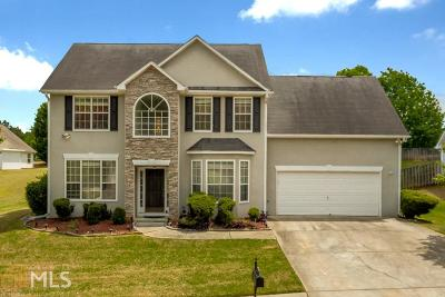 Fayetteville Single Family Home Under Contract: 11924 Red Ivy Ln