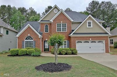 Newnan Single Family Home Under Contract: 22 Greenview Dr