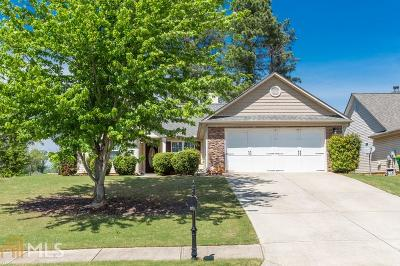 Winder Single Family Home New: 2019 Massey Ln