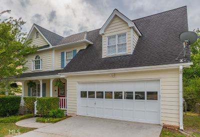 Snellville Single Family Home New: 2802 Oak Meadow Lane