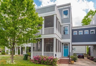 Atlanta Single Family Home New: 145 Flat Shoals Avenue SE