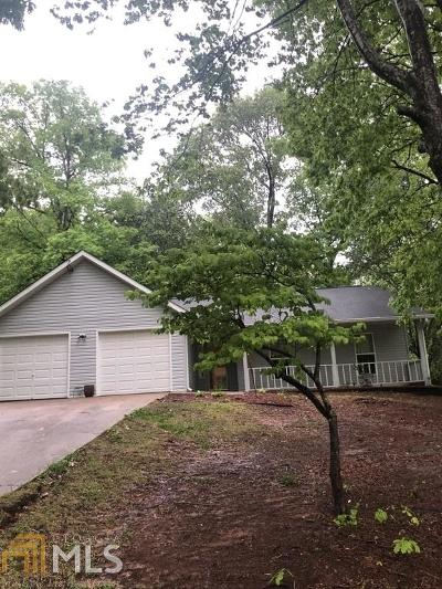 Douglas County Single Family Home New: 4450 Dorsett Shoals Run Run
