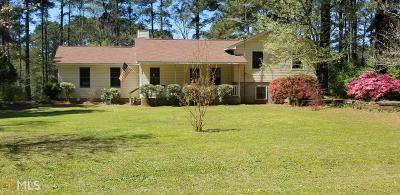 Locust Grove GA Single Family Home Under Contract: $149,900