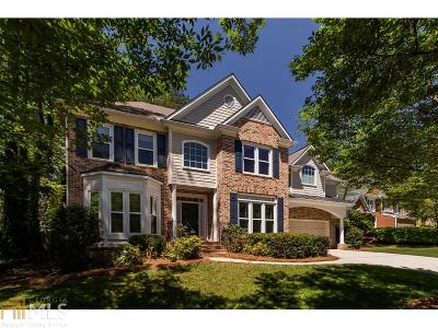 Mableton Single Family Home New: 5008 Highland Oaks