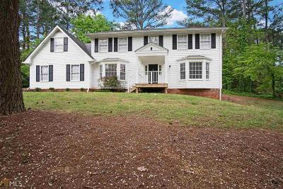 Barrow County, Cobb County, Dekalb County, Forsyth County, Fulton County, Gwinnett County, Hall County, Jackson County, Oconee County, Walton County Single Family Home New: 2112 Mountain Creek Dr