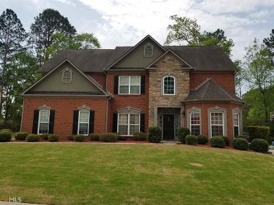 Covington Single Family Home New: 185 Fairway Trl.