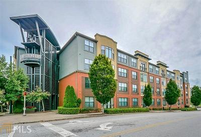 Art Foundry, Art Foundry At Atlantic Station, Art Foundry Atlantic Commons Condo/Townhouse For Sale: 400 NW 17th St #1331