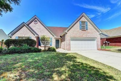 Gwinnett County Single Family Home New: 940 James Ridge Drive