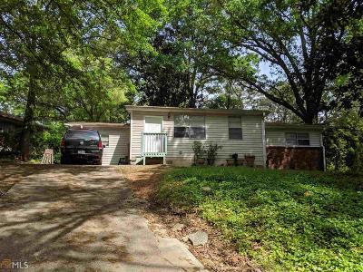 Atlanta Single Family Home New: 2616 Lambeth