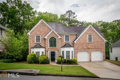 Marietta Single Family Home New: 609 Montview Court SW