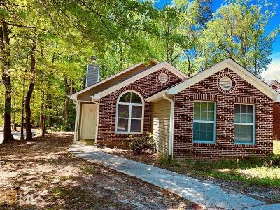 Fulton County Single Family Home New: 2347 Daniel Road SW