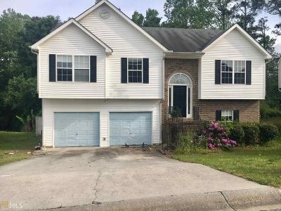 Clayton County Single Family Home New: 6055 Yellowood Ct