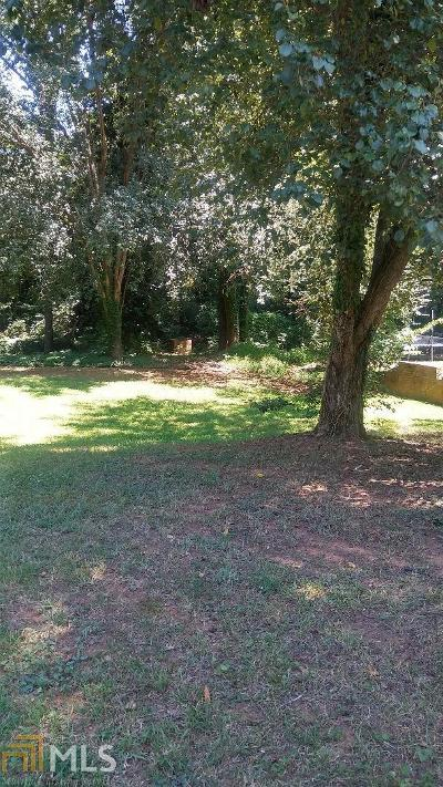 Stone Mountain Residential Lots & Land For Sale: 4520 N Woodland Forest Dr