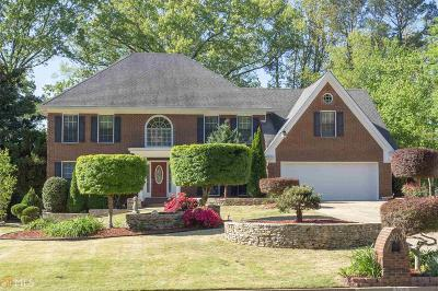 Roswell Single Family Home New: 260 Pullman Trl