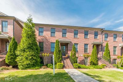Roswell Condo/Townhouse New: 3018 Heatherton Parkway #3018