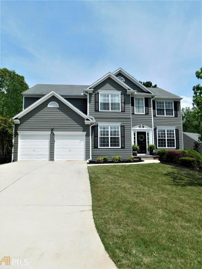 Fayette County Single Family Home New: 222 Amelia Ln
